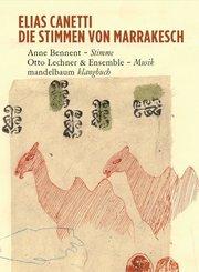 Die Stimmen von Marrakesch, m. 2 Audio-CDs