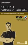 Sudoku weltmeister - lucca 2006