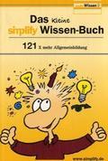 Das kleine simplify Wissen-Buch