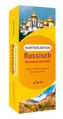 Karteikarten Russisch Basiswortschatz, m. Lernbox