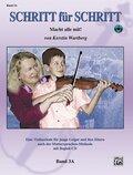 Schritt für Schritt. Macht alle mit!, für Violine, m. Audio-CD - Bd.3A