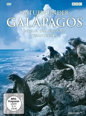 Naturwunder Galapagos, DVD
