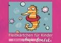 Edition Anja Boretzki, Fleißkärtchen für Kinder