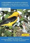 Die Vogelstimmen Europas, Nordafrikas und Vorderasiens, 2 MP3-CDs