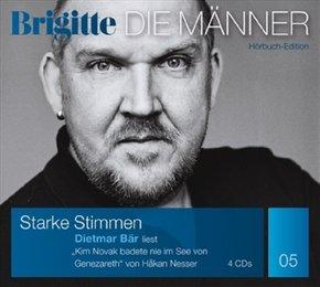Kim Novak badete nie im See von Genezareth, 4 Audio-CDs
