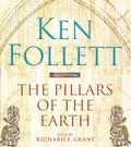 The Pillars of the Earth, 8 Audio-CDs - Die Säulen der Erde, 8 Audio-CDs, engl. Version