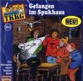 Ein Fall für TKKG - Gefangen im Spukhaus, 1 Audio-CD