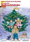 Die schönsten Weihnachtslieder, Trioheft, Für 2 Sopran- und 1 Altblockflöte, Spielpartitur