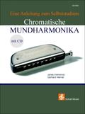 Die Chromatische Mundharmonika, m. Audio-CD