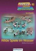 Wilde Spiele im Wasser
