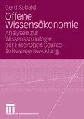 Offene Wissensökonomie