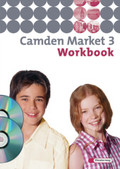 Camden Market, Ausgabe Sekundarstufe I: Klasse 7, Workbook, m. CD-ROM 'Multimedia-Sprachtrainer' u. Audio-CD; Bd.3