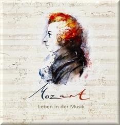 Mozart - Leben in der Musik, 2 Audio-CDs