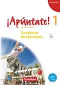 ¡Apúntate! - Spanisch für Gymnasien (Ausgabe 2008): Cuaderno de ejercicios; Bd.1