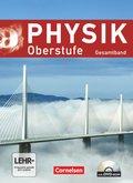 Physik Oberstufe, Gesamtband, Neue Ausgabe Westliche Bundesländer (außer Bayern) m. DVD-ROM