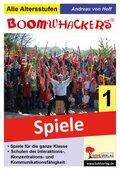 Boomwhackers, Spiele für die ganze Klasse