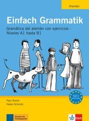 Einfach Grammatik - für spanischsprachige Lerner