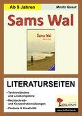 Katherine Scholes 'Sams Wal', Literaturseiten