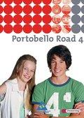 Portobello Road (Ausgabe 2005): Textbook für Klasse 8; Bd.4