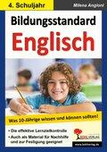Bildungsstandard Englisch - Was 10-jährige wissen und können!