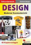 Design, Moderner Kunstunterricht in der Sekundarstufe