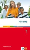 Red Line: Klasse 5, Vokabellernheft; Bd.1