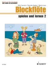 Blockflöte spielen und lernen, Kinderheft - H.2