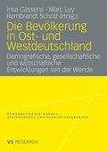 Die Bevölkerung in Ost- und Westdeutschland
