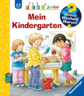 Mein Kindergarten - Wieso? Weshalb? Warum?, Junior Bd.24