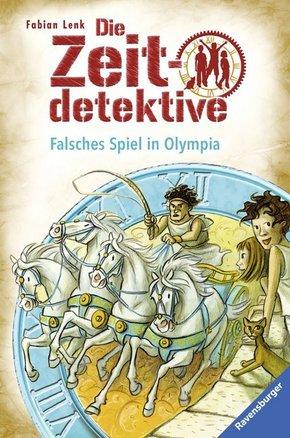 Die Zeitdetektive - Falsches Spiel in Olympia