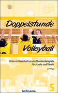 Doppelstunde Volleyball