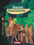 Forum Geschichte, Ausgabe Baden-Württemberg: Vielfalt und Einheit Europas; Bd.5