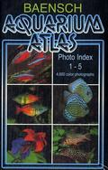 Aquarium Atlas, Photo-Index, englische Ausgabe