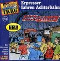 Ein Fall für TKKG - Erpresser fahren Achterbahn, 1 Audio-CD