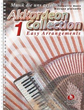 Akkordeon Collection - Bd.1