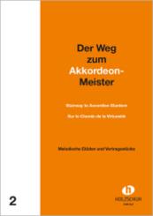 Der Weg zum Akkordeonmeister  2; . - Bd.2
