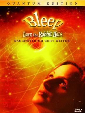 Bleep Down The Rabbit Hole, 4 DVDs, deutsche u. englische Version