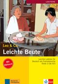 Leichte Beute, m. Audio-CD