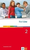 Red Line: Klasse 6, Vokabellernheft; Bd.2