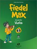 Fiedel-Max für Viola - Schule, m. Audio-CD - Bd.2