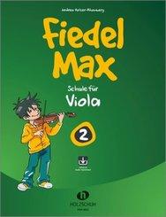 Fiedel-Max 2 Viola; . - Bd.2