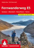 Rother Wanderführer Fernwanderweg E5
