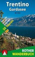 Rother Wanderbuch Trentino - Gardasee