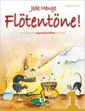 Jede Menge Flötentöne!, für Sopranblockflöte - Bd.1