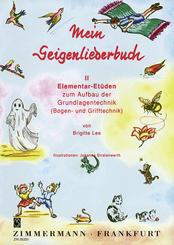 Mein Geigenliederbuch - Bd.2