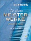 Die schönsten Meisterwerke, für Klavier - Bd.1