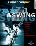 Jazz & Swing, für Akkordeon - Bd.1