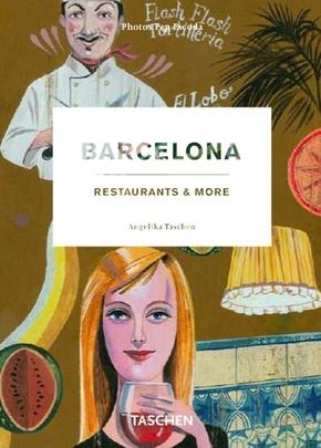Barcelona, Restaurants & more