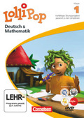 LolliPop Multimedia Deutsch & Mathematik: 1. Klasse, 1 DVD-ROM