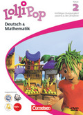 LolliPop Multimedia Deutsch & Mathematik: 2. Klasse, 1 DVD-ROM